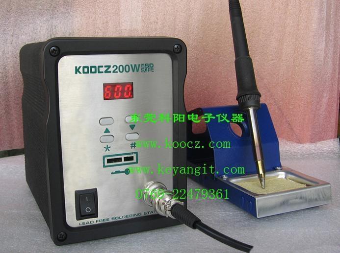 KOOCZ200W大功率焊台