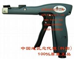 美国扎带枪总代理(中国  受权)