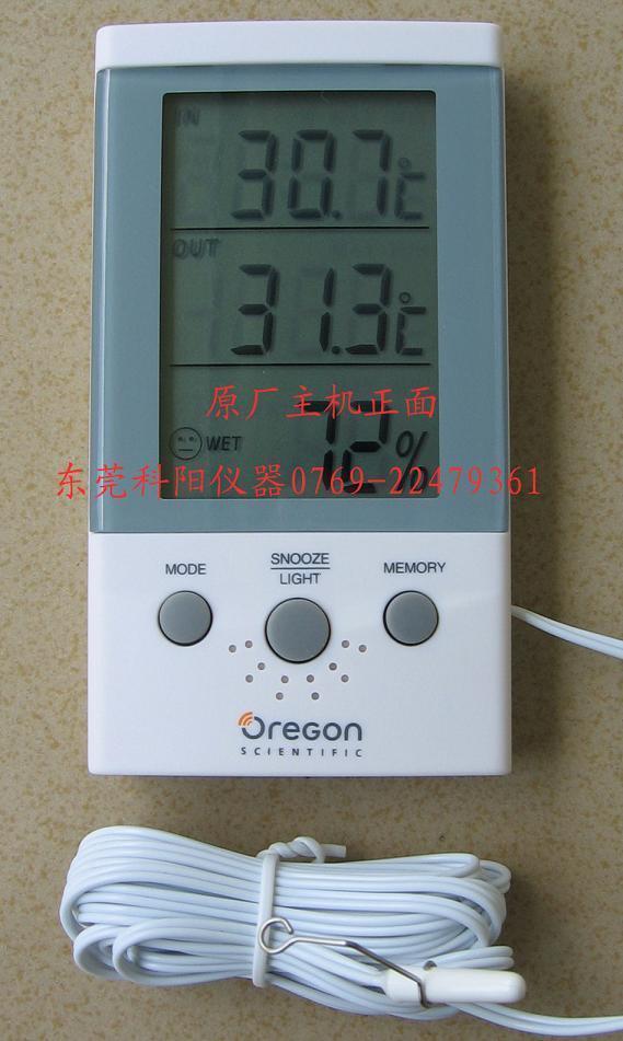 OREGON THG312溫濕度計 歐西亞溫度計  1