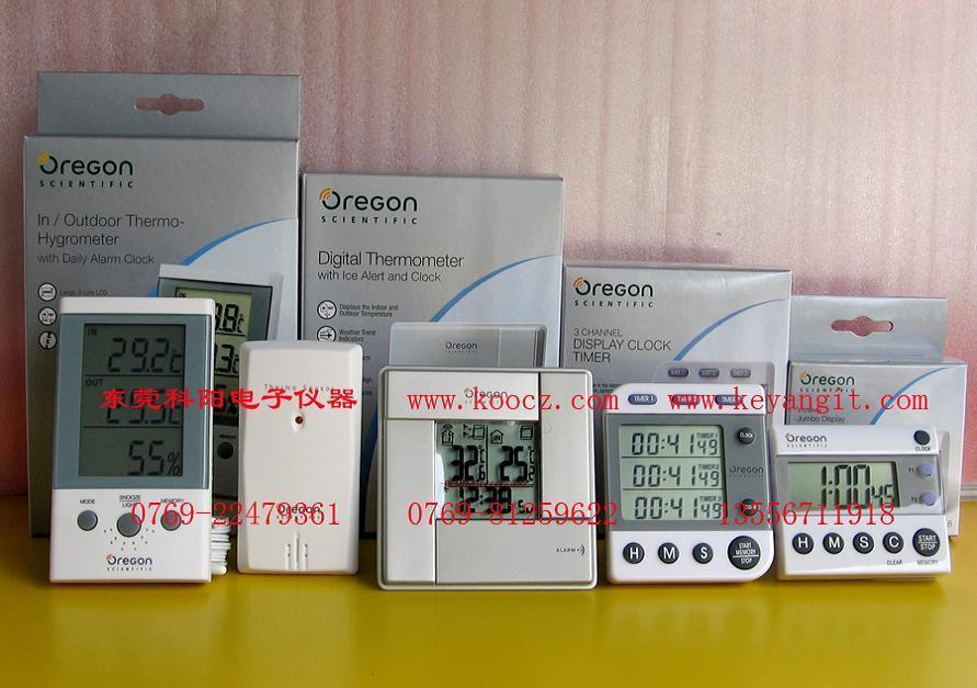 OREGON THG312溫濕度計 歐西亞溫度計  2