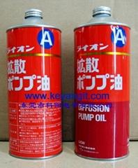 LION A diffusion pump oil LIONS