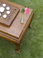 YCZM BAMBOO TEA SERVICE TABLE