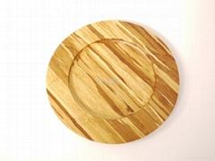 YCZM New Bmboo Material Tray
