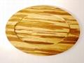 YCZM New Bamboo Material Tray