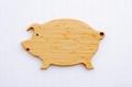 YCZM Pig Chopping Board