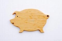 YCZM 小猪造型砧板