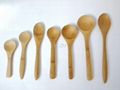 YCZM Small Bamboo Spoon Series