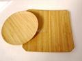 YCZM Bamboo Plate Sets