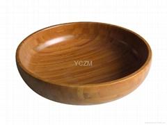 YCZM Bamboo Bowl