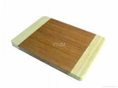 YCZM 雙色竹砧板