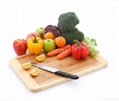 YCZM Classic Two Color Bamboos Cutting Board