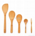 竹製廚房用品系列