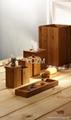 竹制浴室用品系列