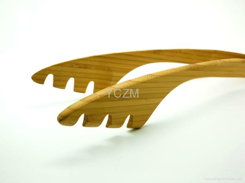 YCZM Big Elasticity Bamboo Tong 1