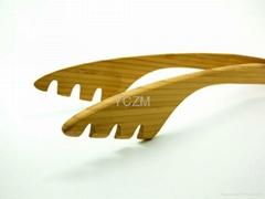 YCZM Big Elasticity Bamboo Tong