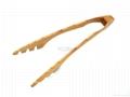 YCZM Big Elasticity Bamboo Tong 3