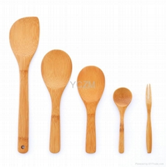 YCZM Carbonized Bamboo Food Spoon (Hot Product - 1*)