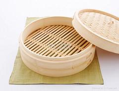 YCZM Fine Bamboo Steamer