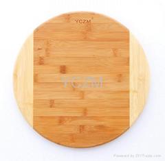 YCZM 圓形竹砧板