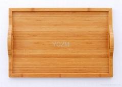 YCZM Fine Bamboo  Tray