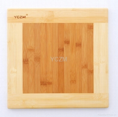 YCZM 四方形竹制砧板