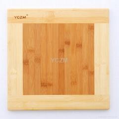YCZM 四方形竹製砧板