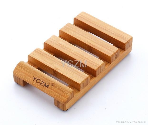 YCZM 有溝槽竹製砧板 4