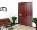 Bamboo Door - Office