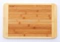 四邊套色竹製砧板
