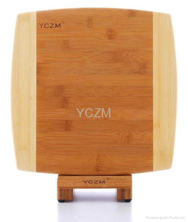 YCZM Bamboo Cutting Board 1
