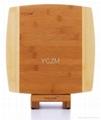 YCZM Bamboo Cutting Board