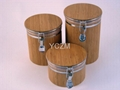YCZM 竹製收納桶