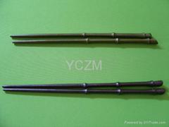 YCZM木製竹型筷子