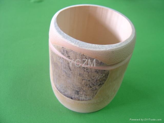 YCZM 竹筒饭专用竹桶