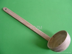 YCZM Bamboo Ladle