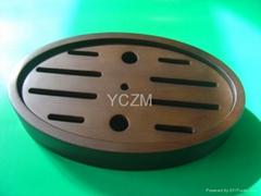 YCZM Bamboo Tea Set