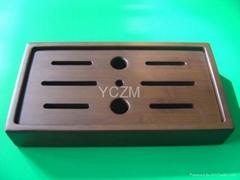 YCZM Bamboo Tea Service
