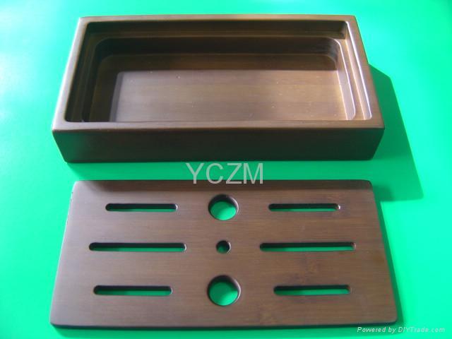 YCZM Bamboo Tea Service 2