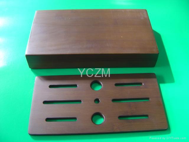 YCZM Bamboo Tea Service 3