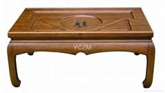 YCZM Bamboo Tea Table