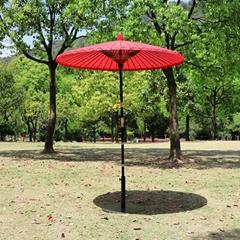 野點傘野立傘