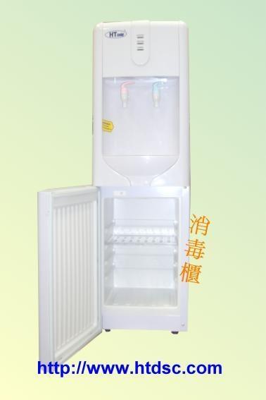 162LD-X座地冷热连储物柜 2