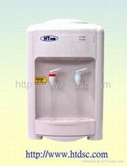 Desktop water dispensers