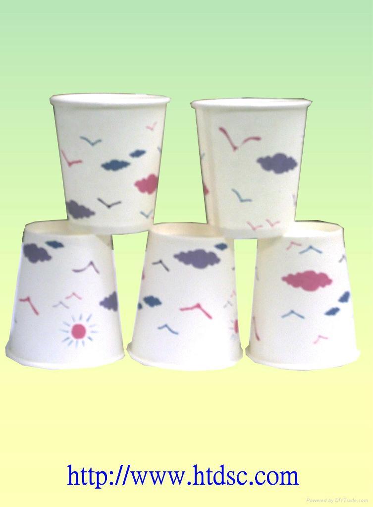 7盎司冷热纸杯(100个) 1