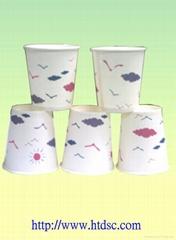 7盎司冷热纸杯(100个)