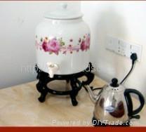 迷你陶瓷饮水机 4