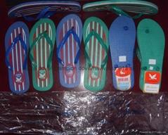 冠軍鴿牌塑料微孔拖鞋811790915A711