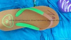 非洲中东畅销硬底中高档橡胶最热销哈瓦那款橡胶拖鞋