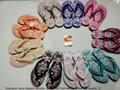 东南亚畅销的白鸽冠军鸽吉利鸽王牌塑料微孔拖鞋 2