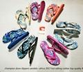 东南亚畅销的白鸽冠军鸽吉利鸽王牌塑料微孔拖鞋 3